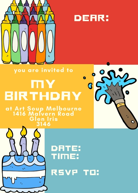 funbirthday invite